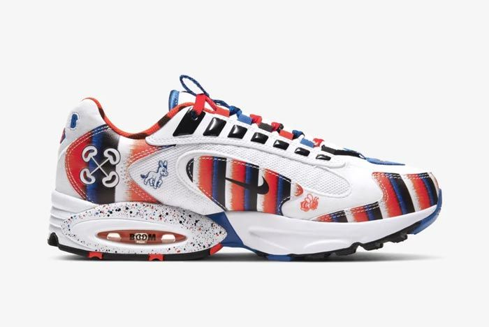 Nike Air Max Triax 96 Doernbecher Medial