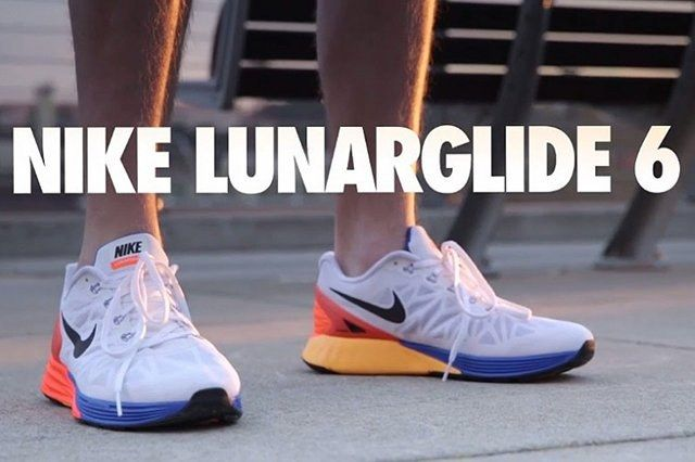 Nike Lunarglide 6 First Look