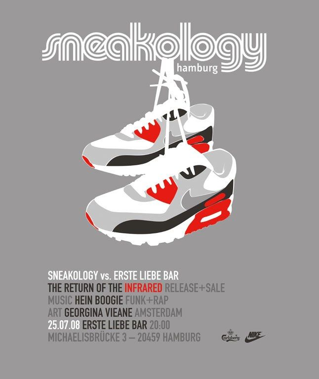 Sneakology Infrared Launch Party 1