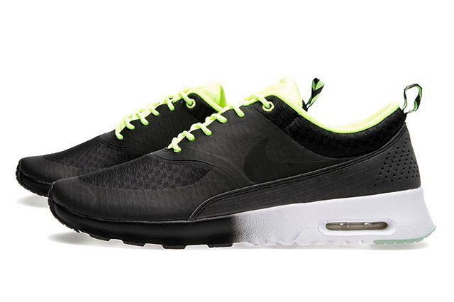 Nike Air Max Thea Woven Qs Pack Black 1