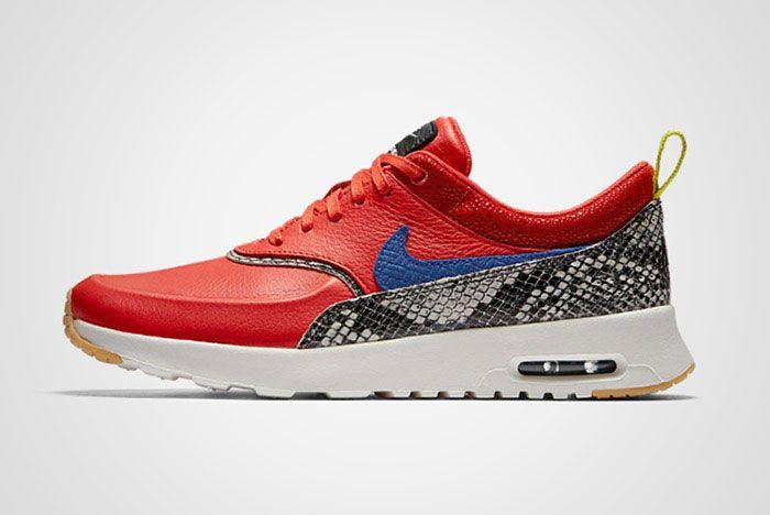 Nike Air Max Thea Lx Max Orange Thumb