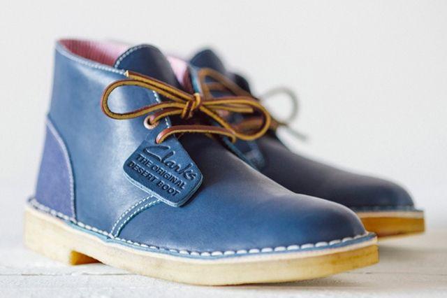 Herschel Clarks Desert Boot 5