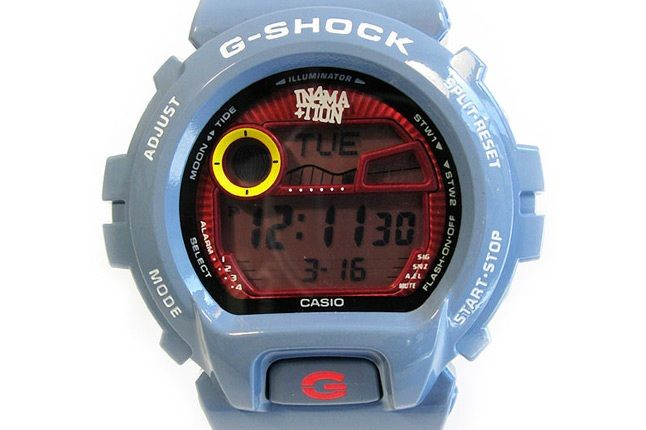 In4Mation G Shock 2 1
