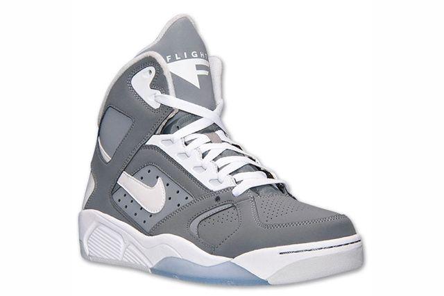 Nike Air Flight Lite Cool Grey 2