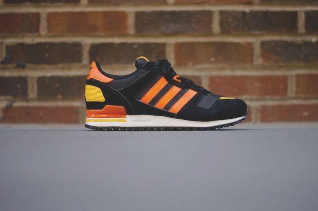 Adidas Zx700 Black Orange Profile 1