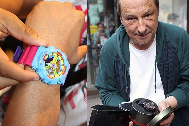 G Shock East London Store Opening 42 1
