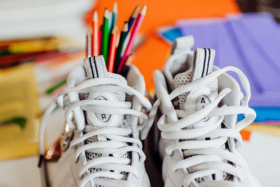 Nike Air Foamposite Pro All Star Interchangeable Swoosh Sneaker Freaker 12