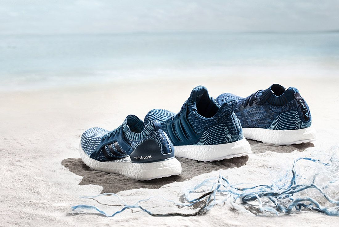 Parley For The Oceans Adidas Boost New 4