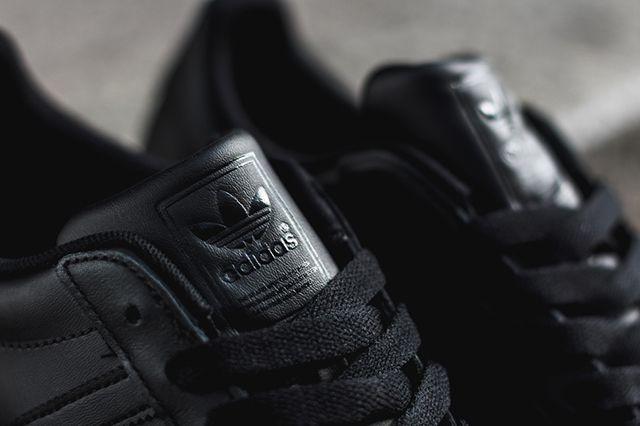 Adidas Superstar Triple Black 3