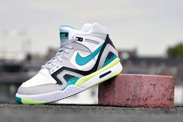 Nike Air Tech Challenge Ii Turbo Green 1