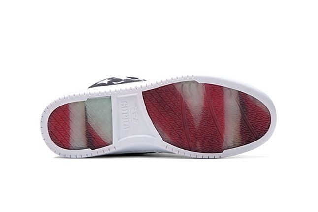 Supra S1W Independance Day Pack Sole Profile 1