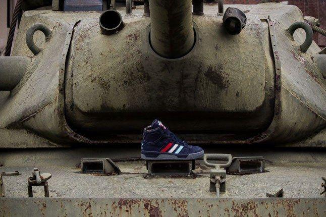 Packer Adidas New York 1