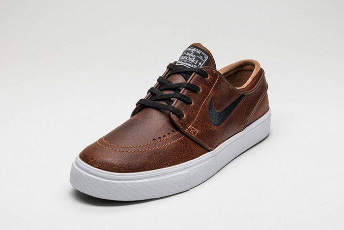 Nike Sb Zoom Stefan Janoski Ale Brown 1