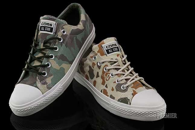 Cons All Star Cts Camo 1