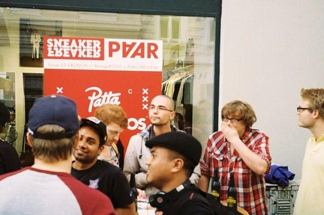 Sneaker Freaker Germany Patta Kangaroos 3 1