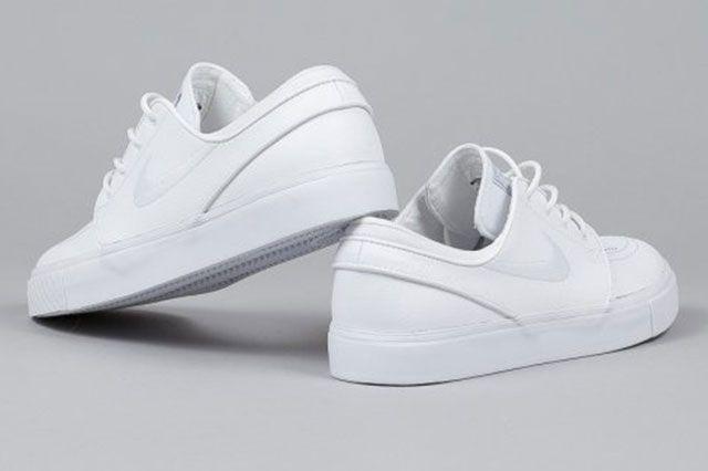 Nike Sb Stefan Janoski White 3