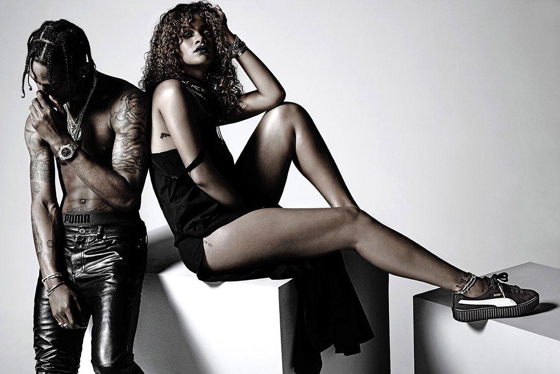 Rihanna 2016 Shoe Of The Year 1