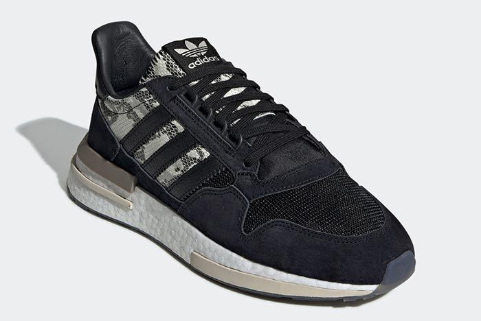 Adidas Zx 500 Rm Snakeskin Front