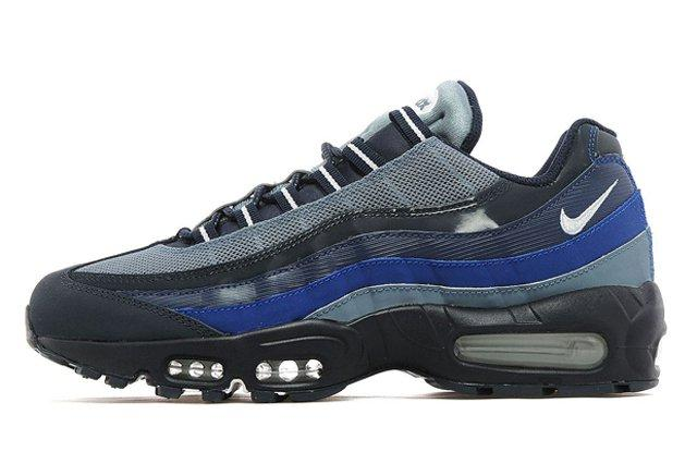 Nike Air Max 95 Dark Obsidian Royal White 1