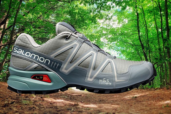 Salomon Speedcross 3 Adv Quarry Lateral