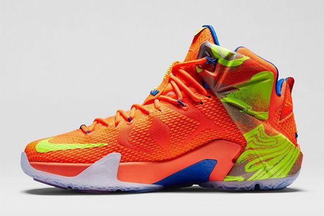 Nike Lebron 12 Six Meridians Bump 3
