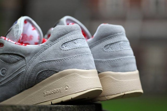 Bodega Saucony Shadow 6000 Sweater Pack 2