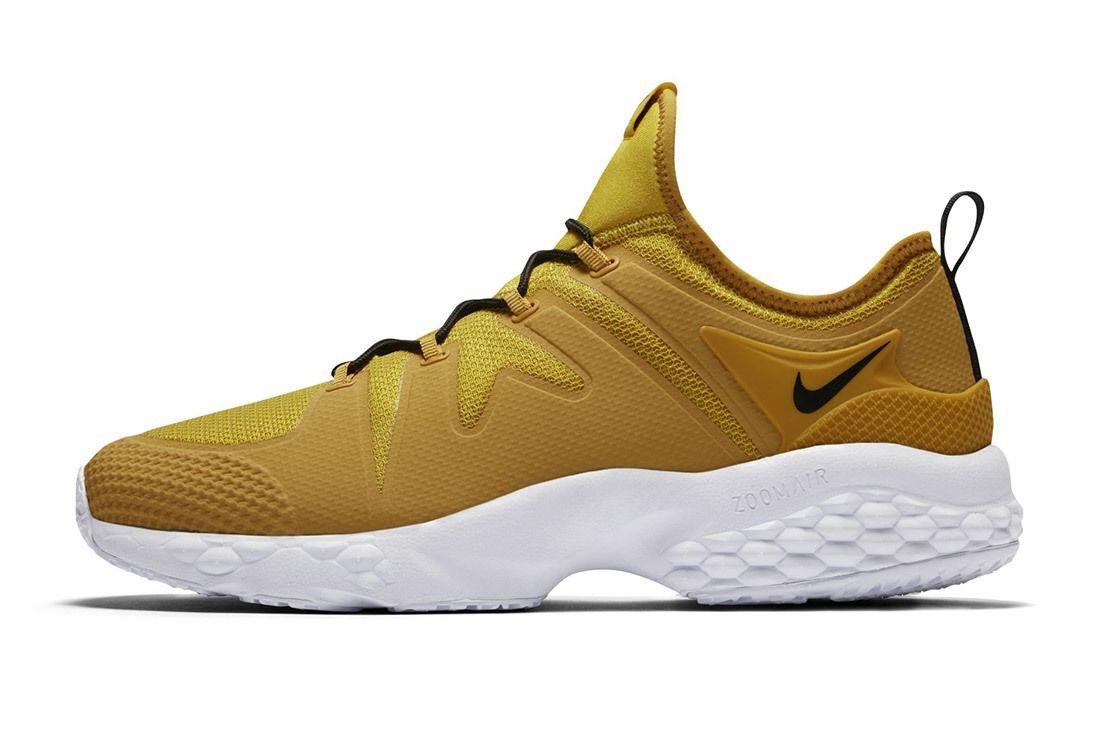 Nike Air Zoom Lwp 16 Sulphur Yellow Burgundy 6