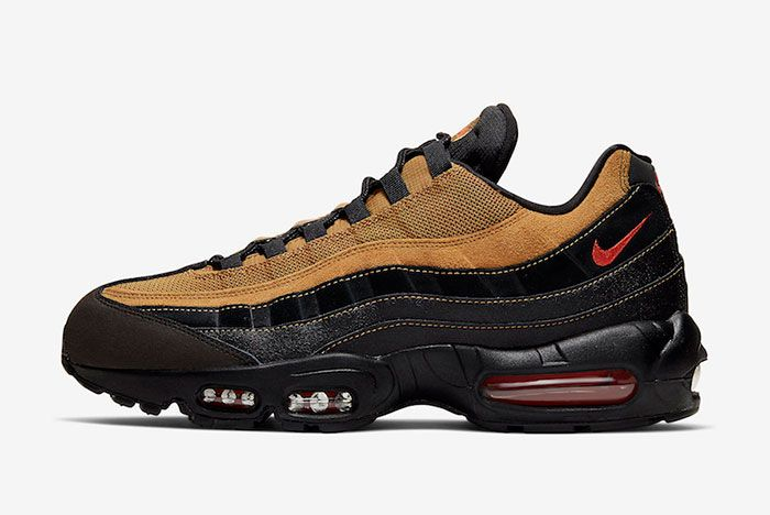 Nike Air Max 95 Essential Cosmic Clay At9865 014 Lateral