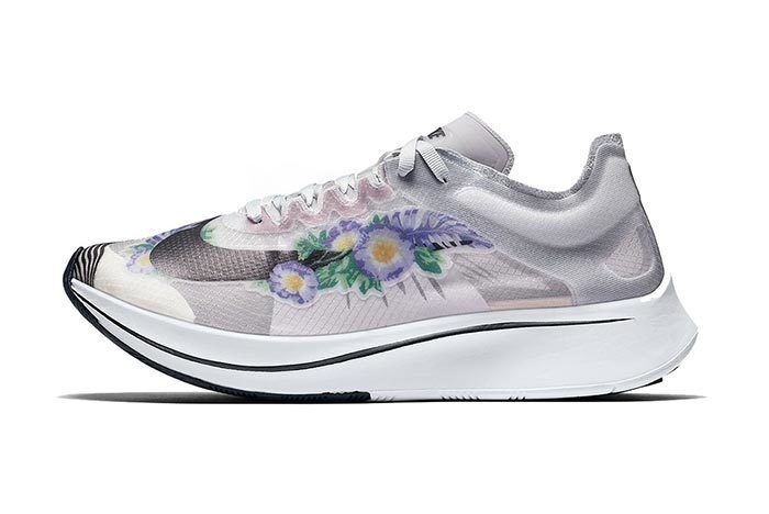 Nike Zoom Fly Floral 1
