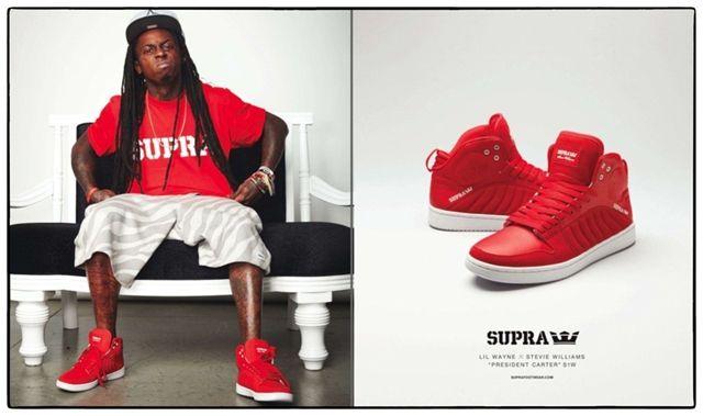 Lil Wayne Sneaker Style Profile 26