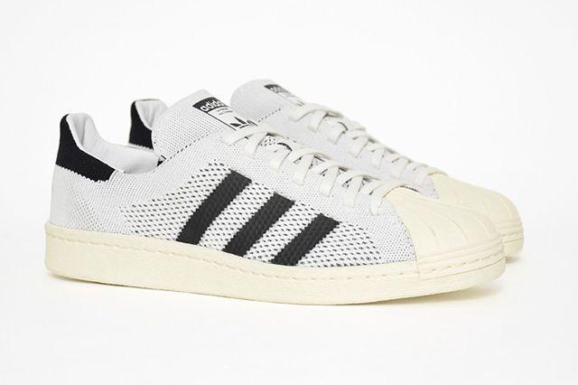 Adidas Superstar 80S Primeknit 3