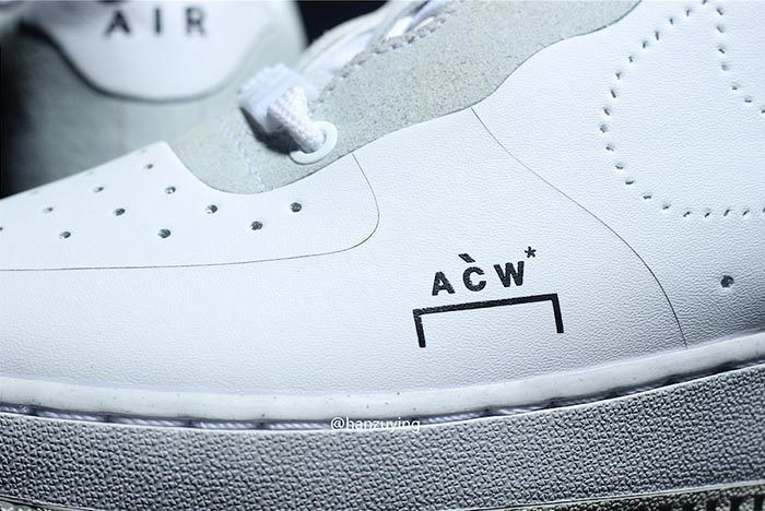 A Cold Wall Af1 White5