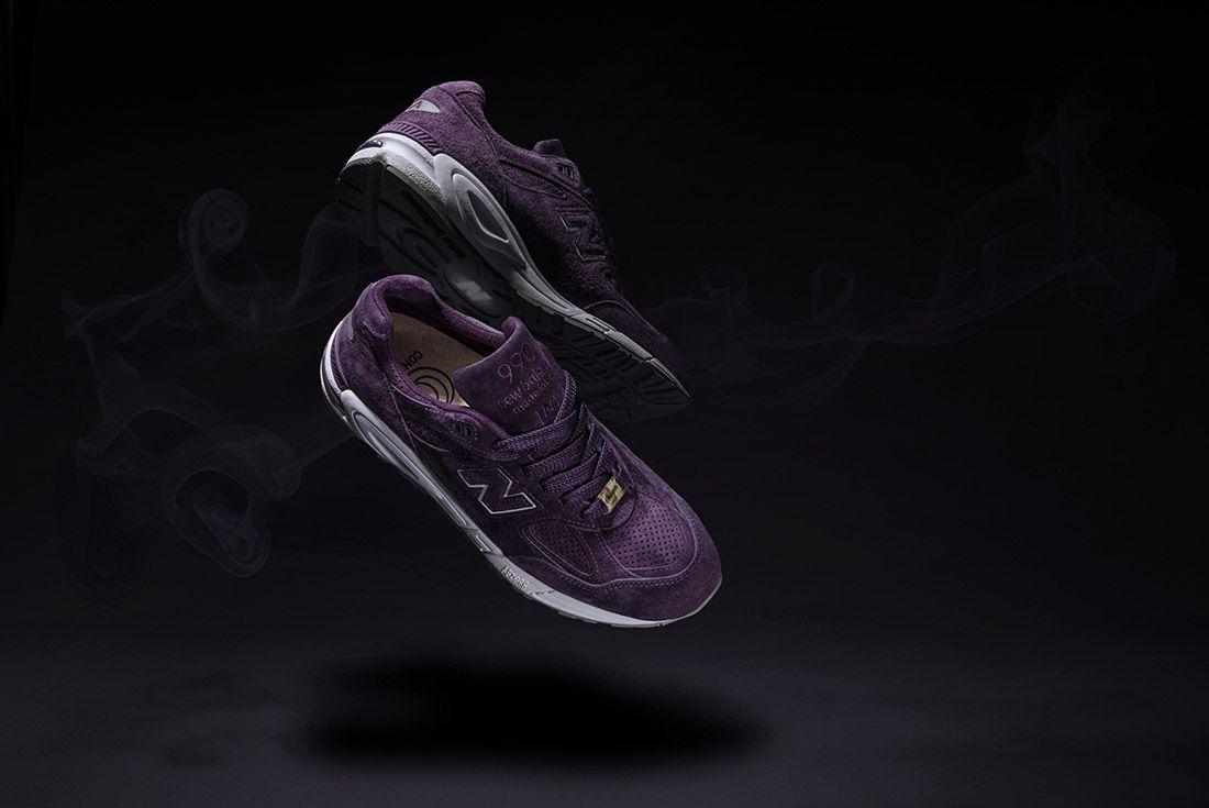 Concepts New Balance 990 V2 Tyrian Purple 4