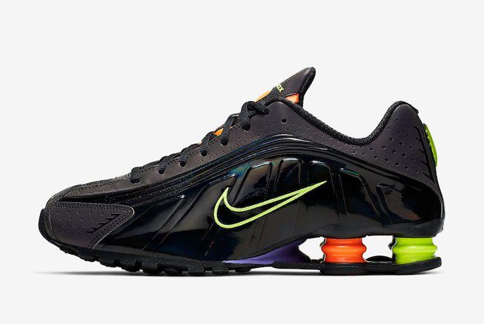 Nike Shox R4 Ci1955 074 Release Dateside Again