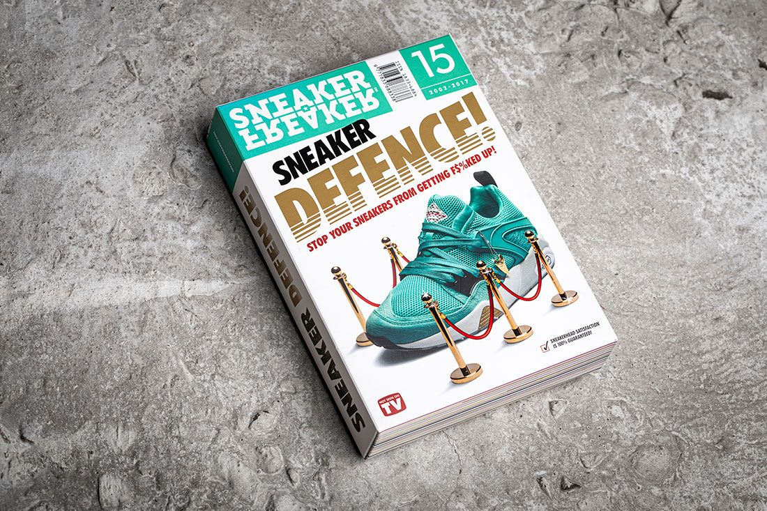 Sneaker Defence 2
