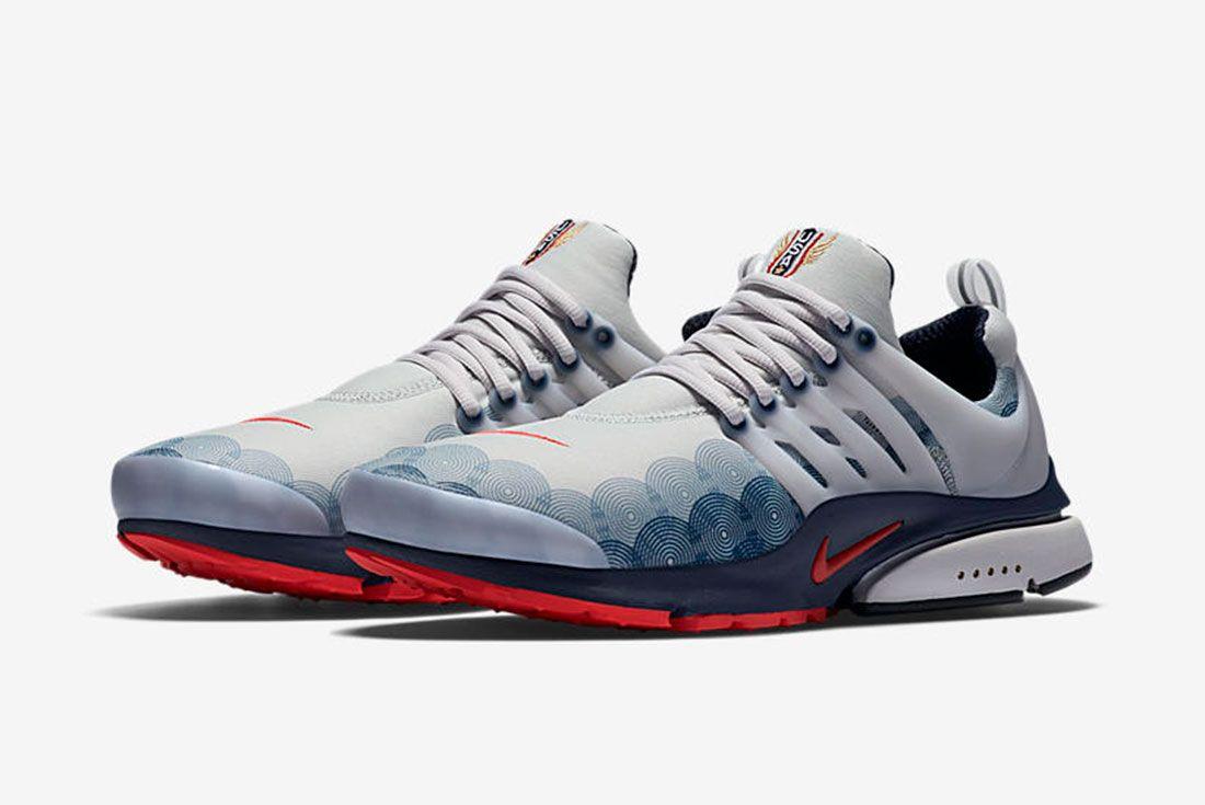 Nike Air Presto Olympic 5