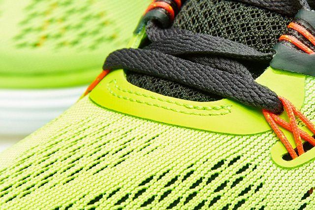 Nike Lunarglide 5 Flash Lime 4