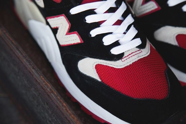 New Balance 999Pg Elite Midfoot Detail 1