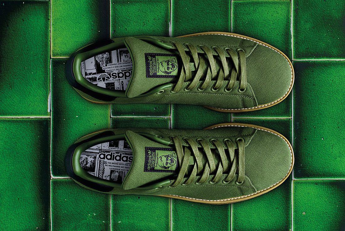 Offspring X Adidas Brit Pack 3
