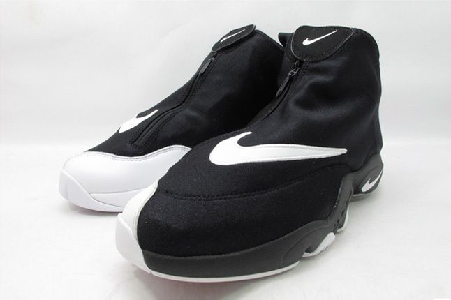 Nike Air Zoom Flight The Glove Sl Blk Wht Profile 1