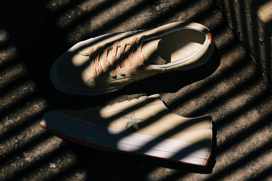 Footpatrol X Converse One Star 6