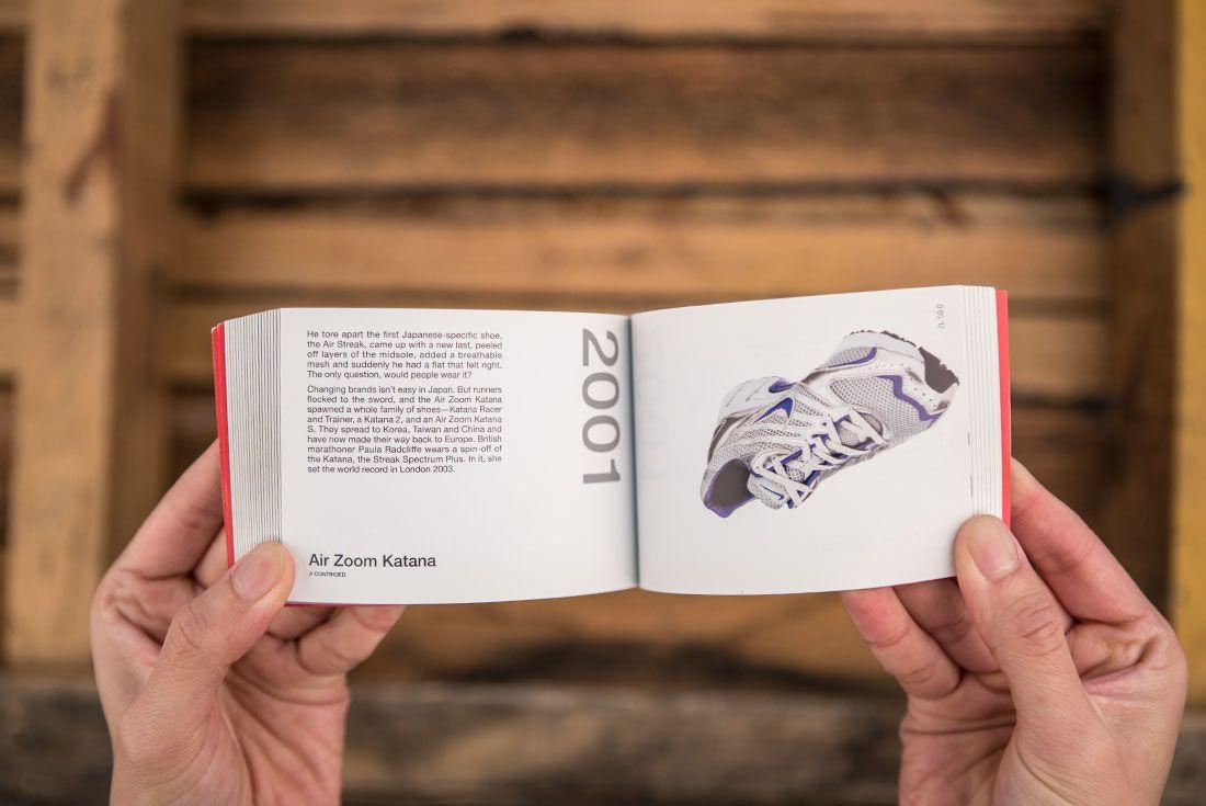 Nike A Brief History Of Speed Zoom Katana