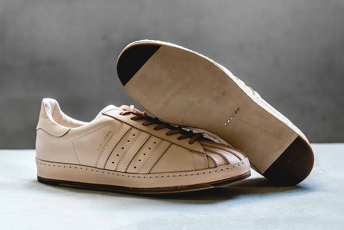 Hender Scheme X Adidas Luxe Leather Pack17