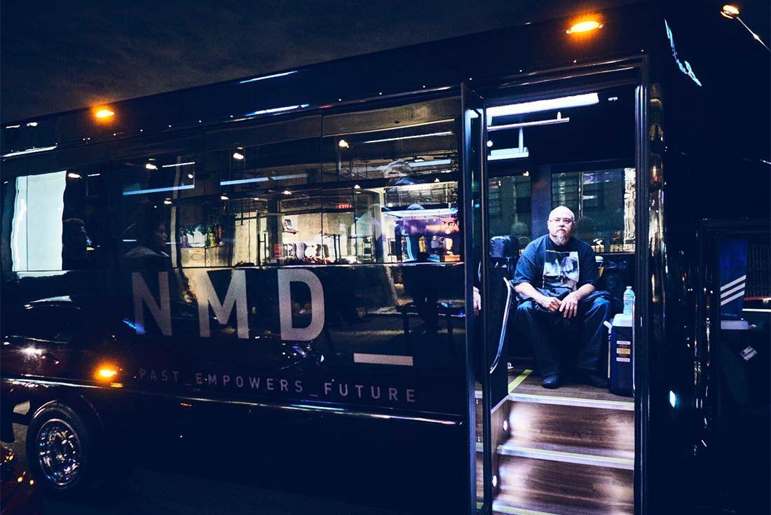Adidas Nmd Exhibition 5