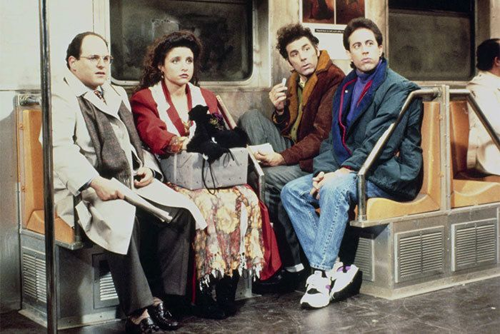 Seinfeld The Subway 2