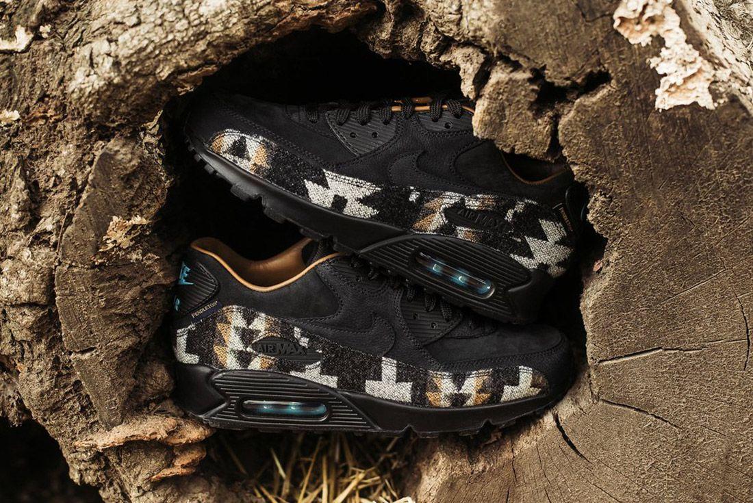 Pendleton Nike Air Max 90 9