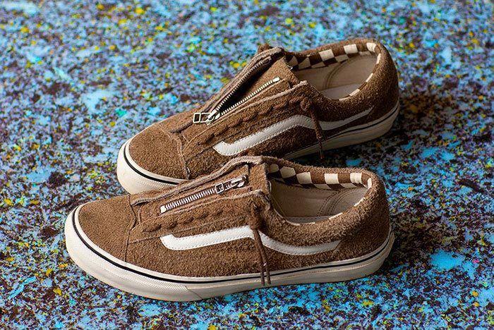 Vans Nonnative Zip Sneaker Freaker
