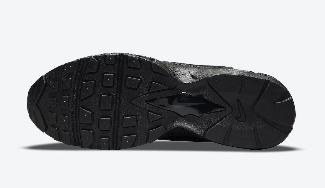 Nike Air Max 96 II Triple Black