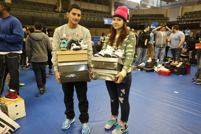 Sneaker Con Charlotte Shoes All Day 1
