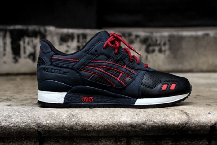 Ronnie Fieg Asics Gel Lyte Iii Total Eclipse